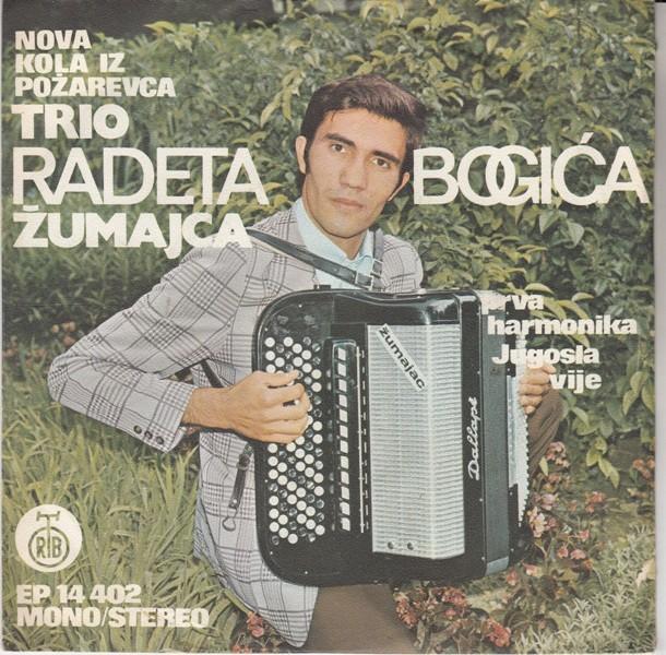 Trio Radeta Bogica Zumajca - Fijaker Kolo/dragovacka Setnja/erino Kolo/alasko Kolo