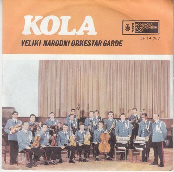 Veliki Narodni Orkestar Garde - Valjevka Kolo/srba Kolo/pasonino Kolo/staro Planinski Kolo