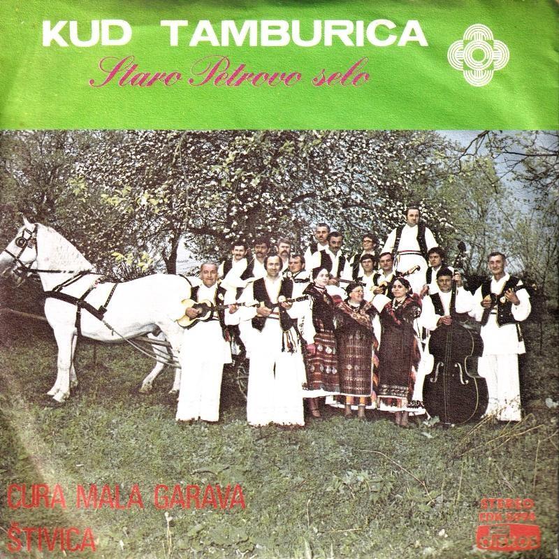 Kud Tamburica Staro Petrovo Selo - Cura Mala Garava/stivica/slavonijo Zemljo Moja/za Mene Nema Mjesta U Srcu Tvom