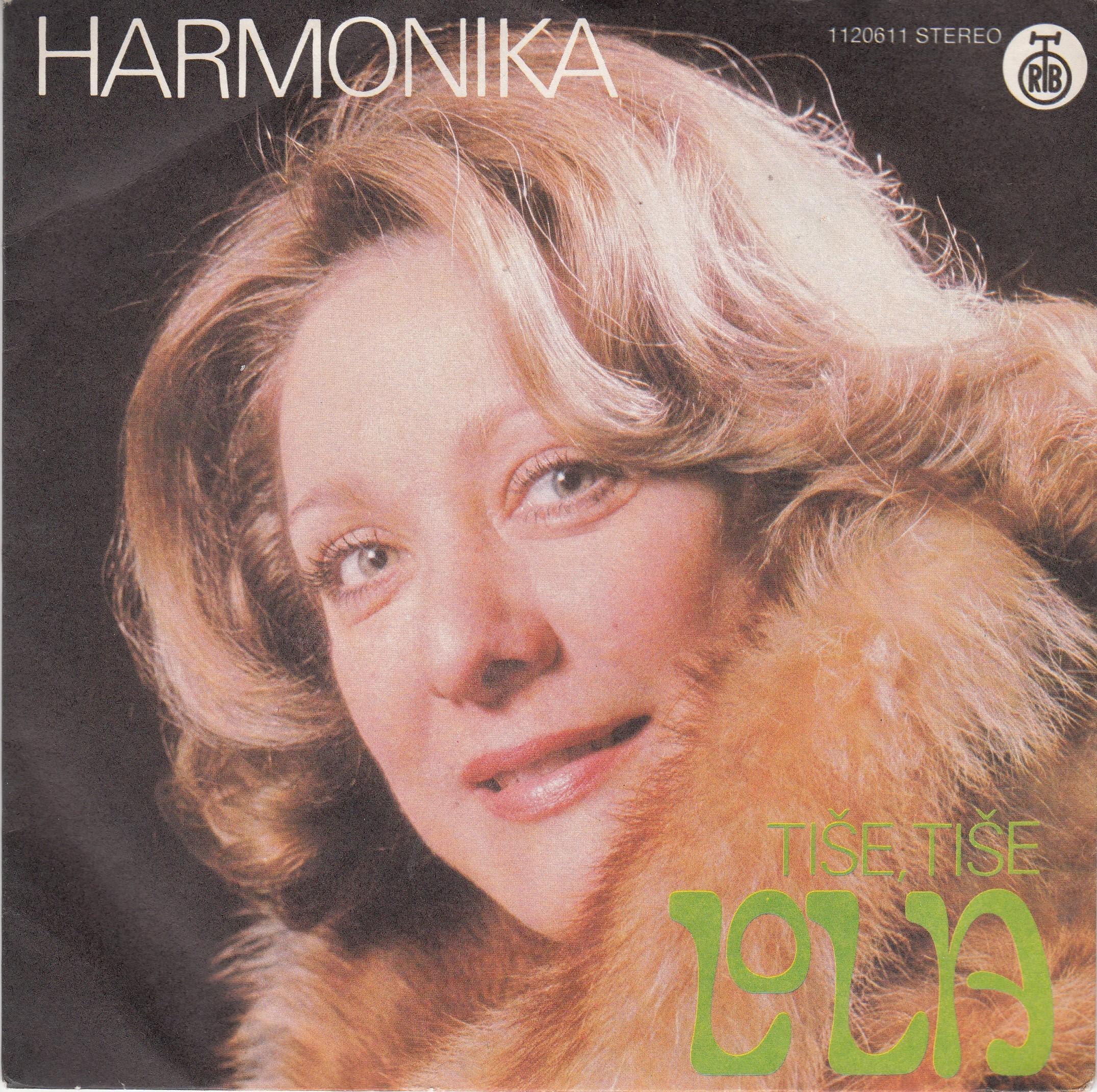 Novakovic Lola - Harmonika/tise Tise