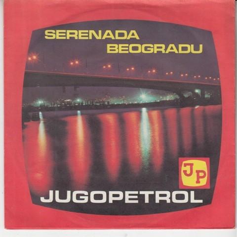 Bogdanovic Miodrag - Serenada Beogradu/tebi Dadoh Sebe