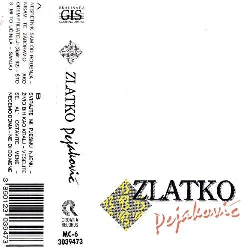 Pejaković Zlatko - Pejaković 93