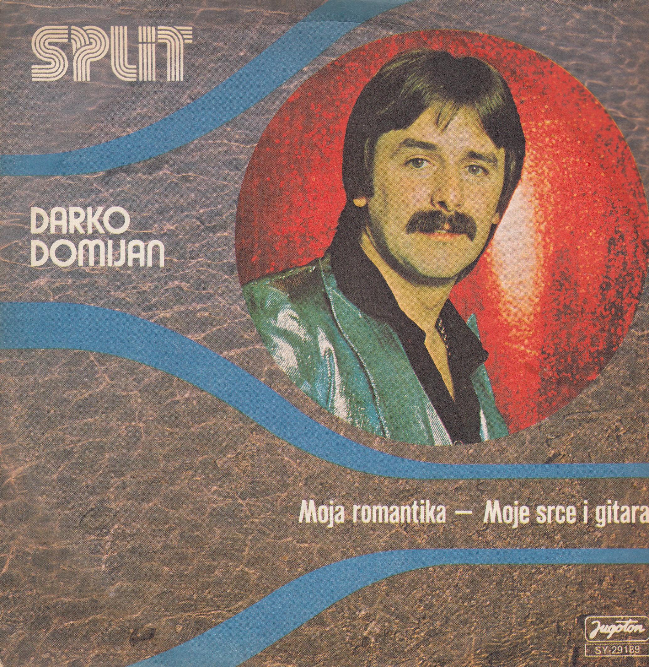 Domijan Darko - Moja Romantika/moje Srce I Gitara