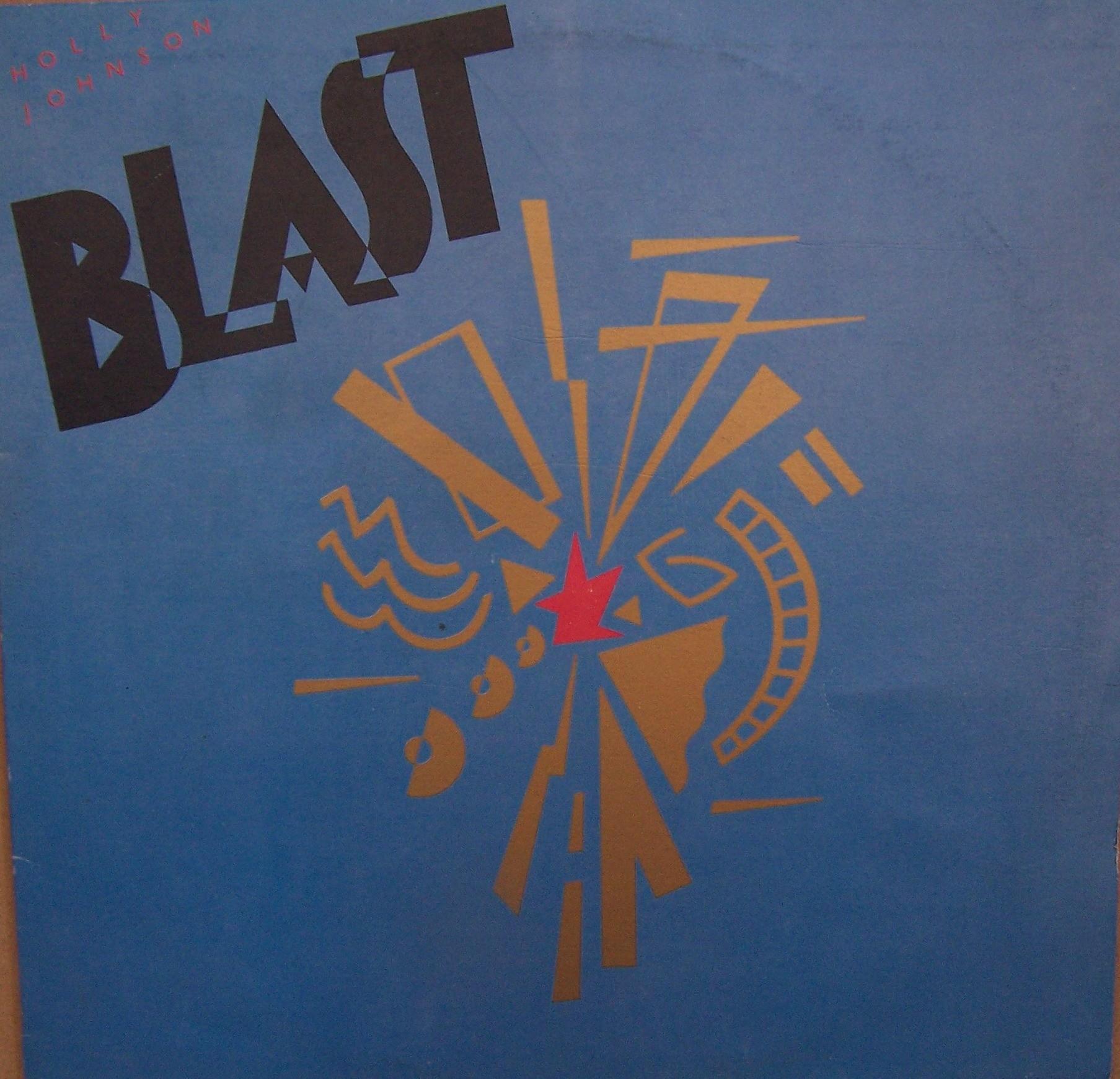Johnson Holly - Blast