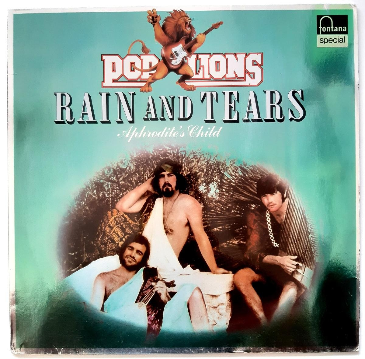 Aphrodites Child - Rain And Tears - The Best Of Aphrodites Child