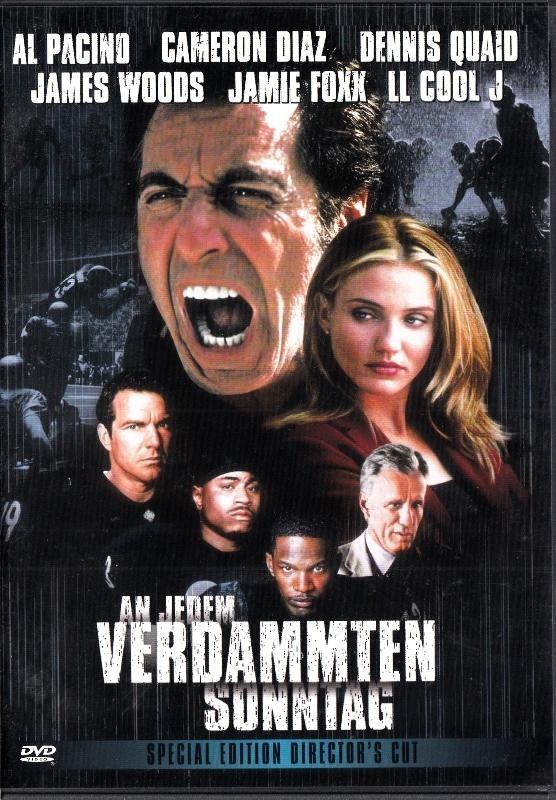 An Jedem Verdammten Sonntag - Any Given Sunday - Nema Hrvatski Title - Al Pacino