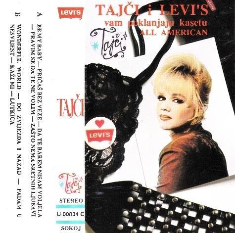 Tajči Levis - All American
