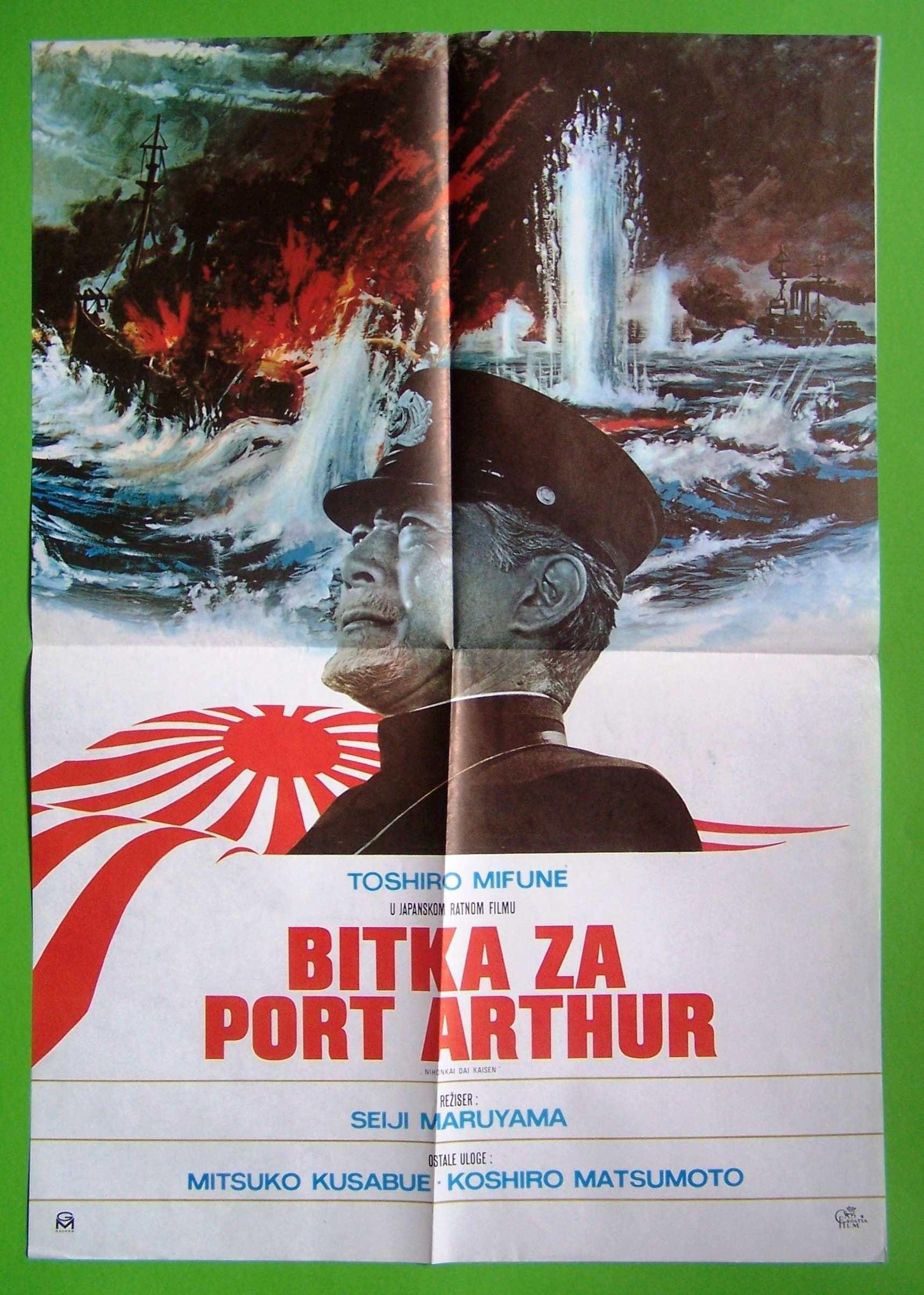 Bitka Za Port Arthur