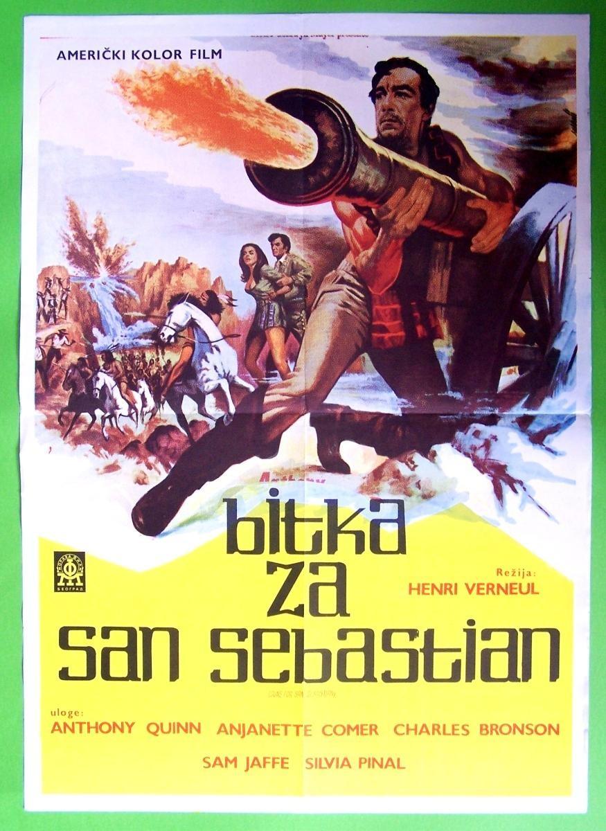 Bitka Za San Sebastijan