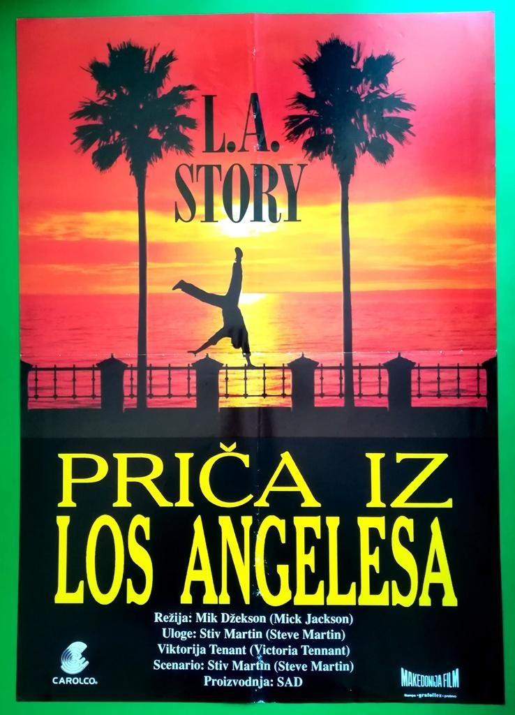 Priča Iz Los Angelesa