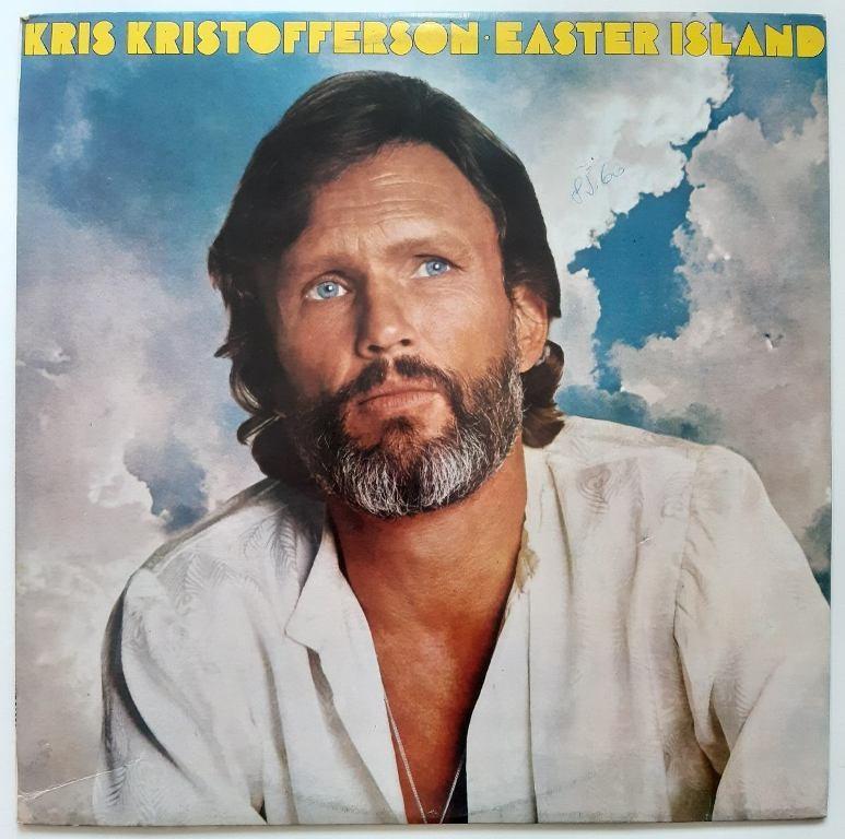 Kristofferson Kris - Easter Island