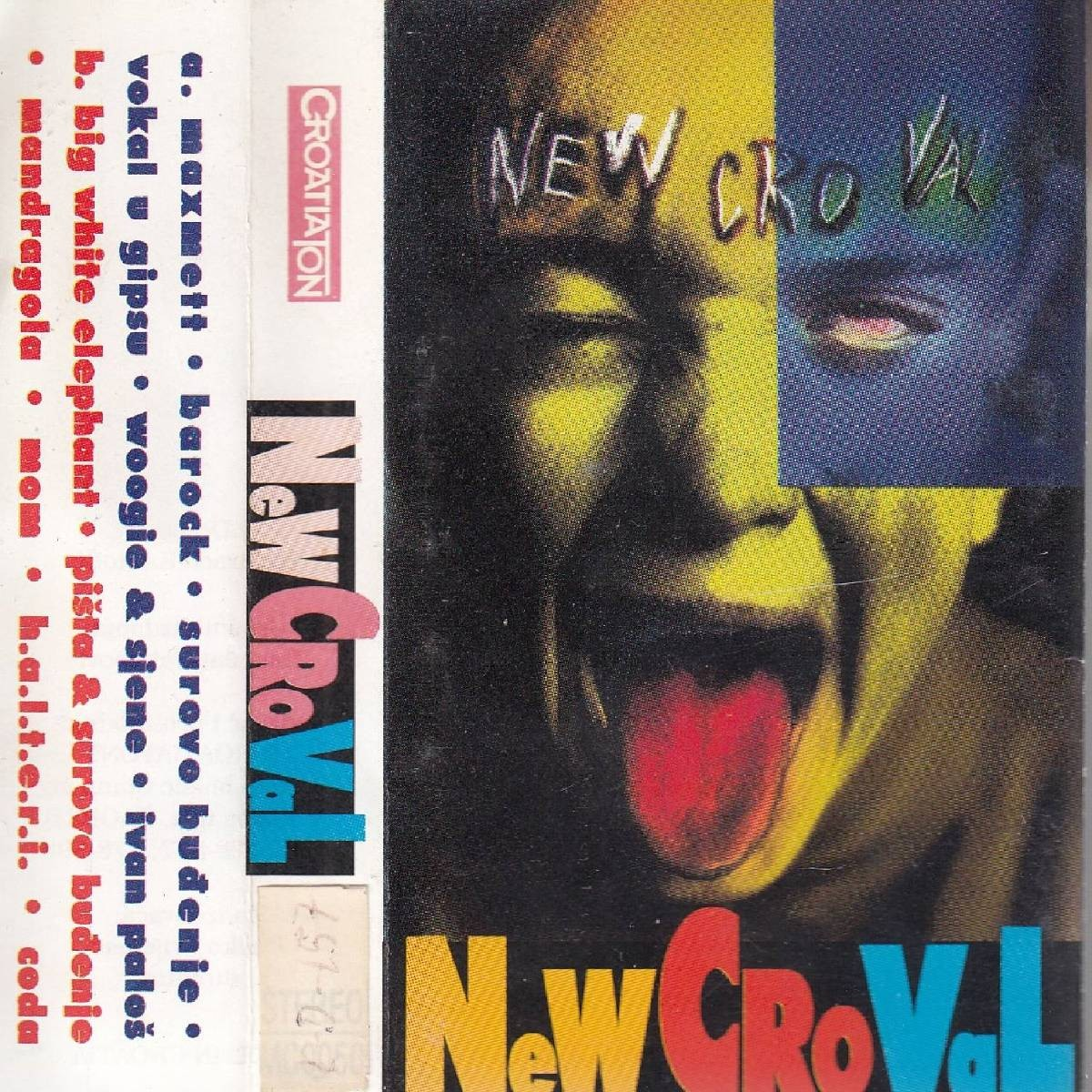 Various Artists - New Cro Val