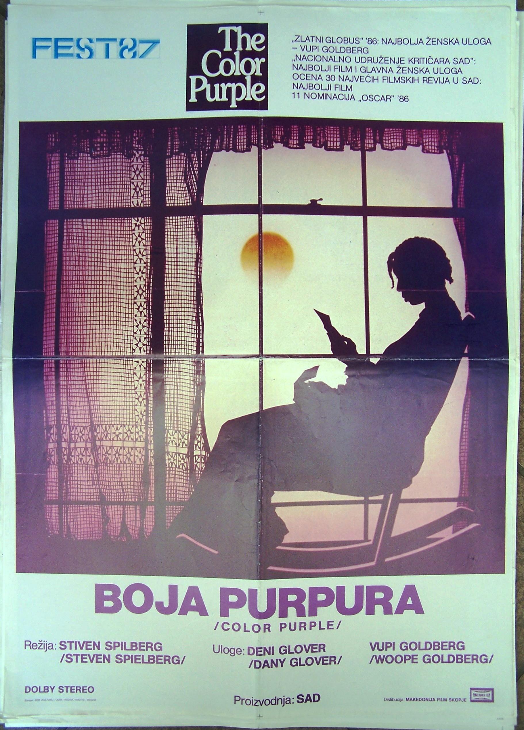 Boja Purpura