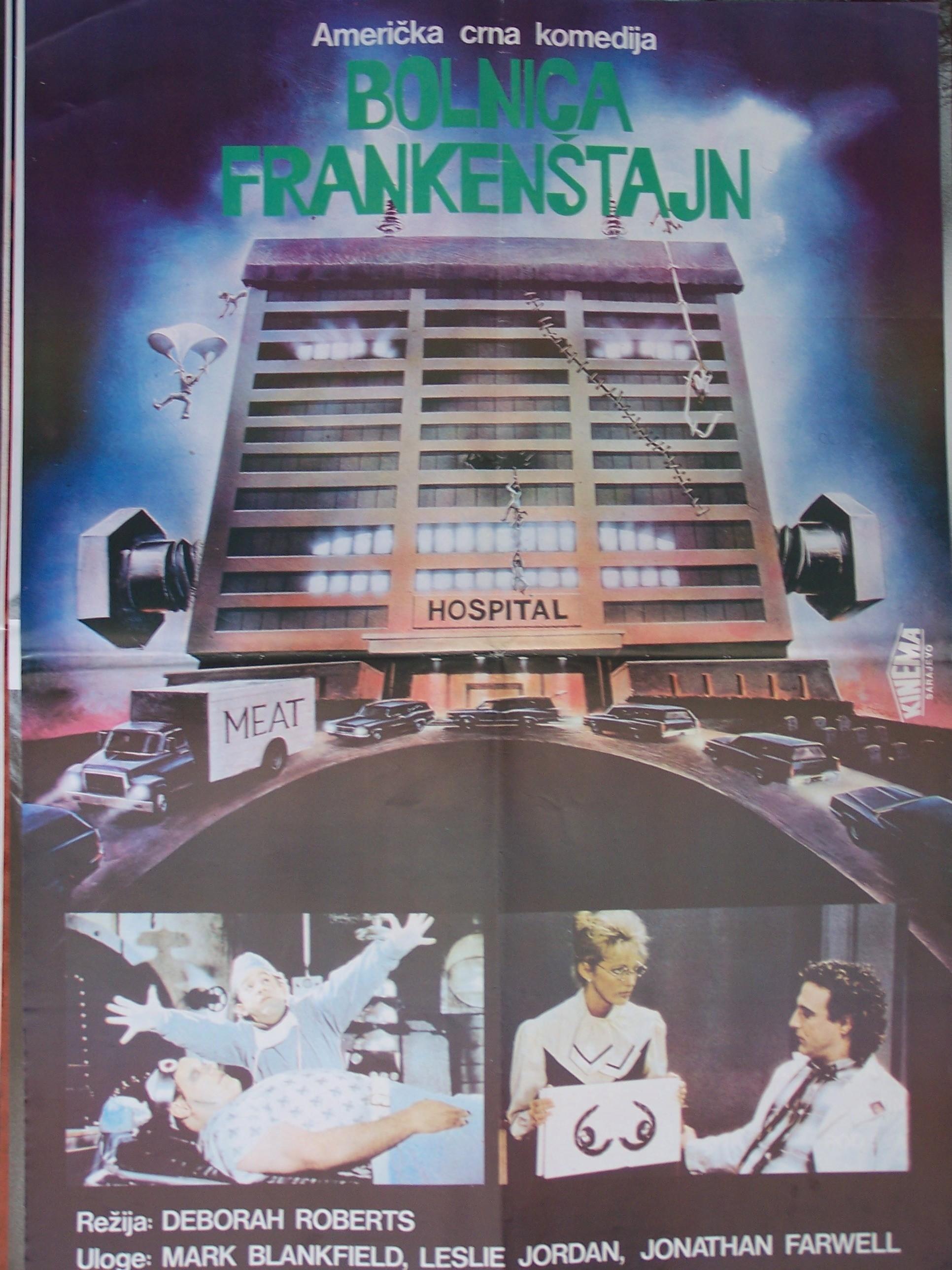 Bolnica Frankenštajn