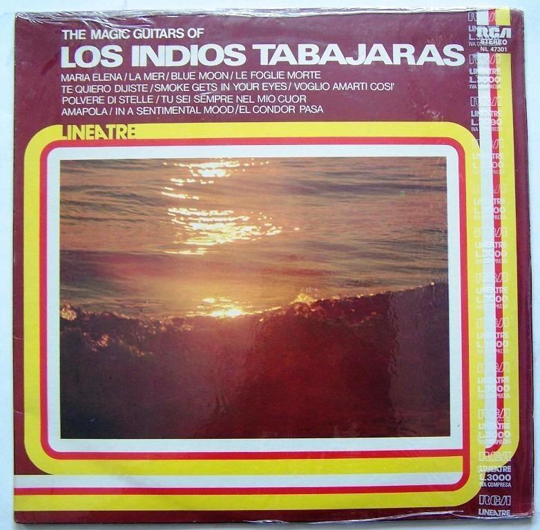 Los Indios Tabajaras - Magic Guitars Of Los Indiod Tabajaras
