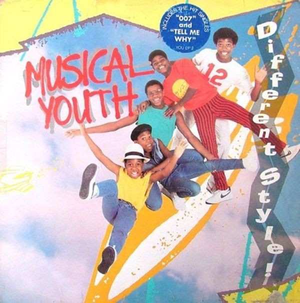 Musical Youth - Different Style