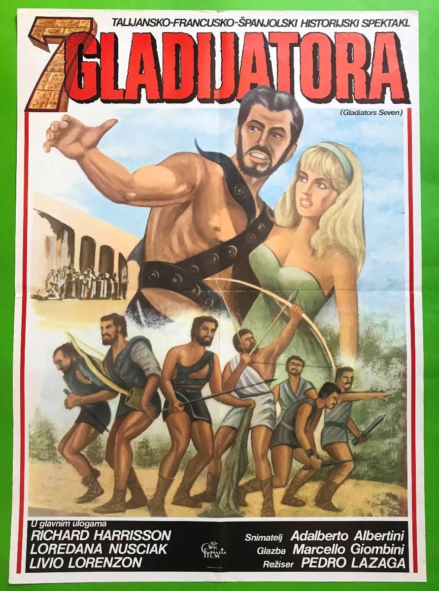 7 Gladijatora