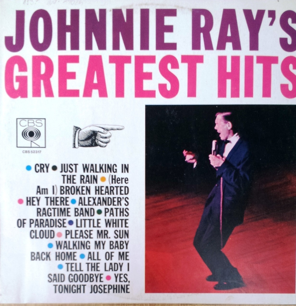 Ray Johnnie - Johnnie Rays Greatest Hits