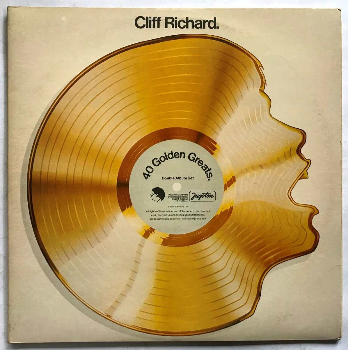 Richard Cliff - 40 Golden Greats