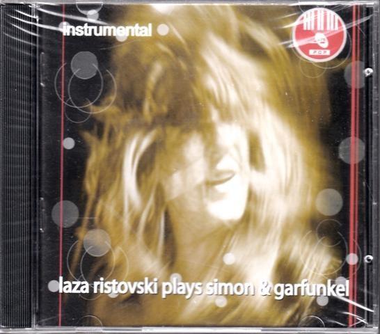 Ristovski Laza - Plays Simon Garfunkel - Instrumental