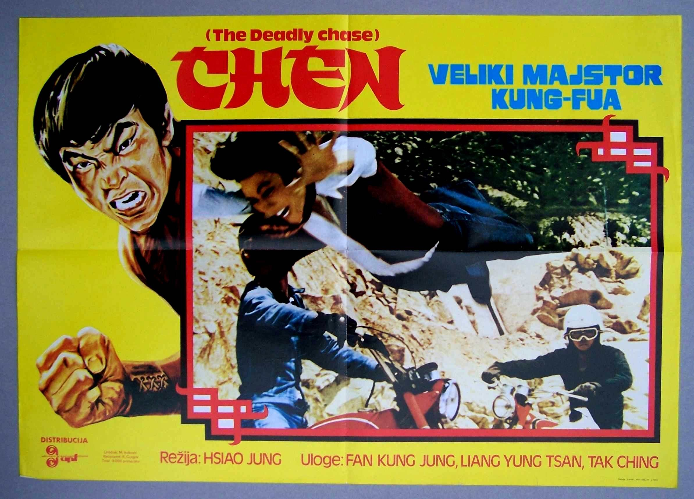 Chen Veliki Majstor Kung-Fua