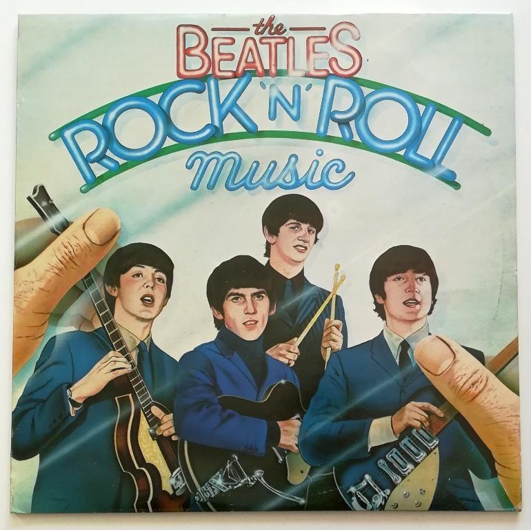 Beatles - Rock n Roll Music