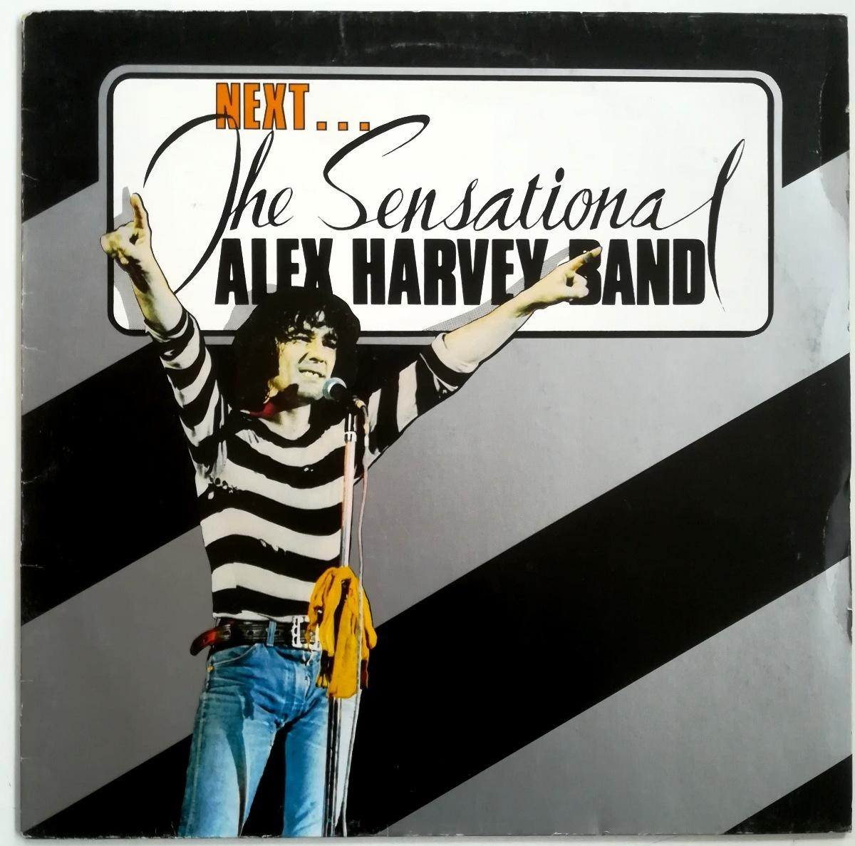Sensational Alex Harvey Band - Impossible Dream