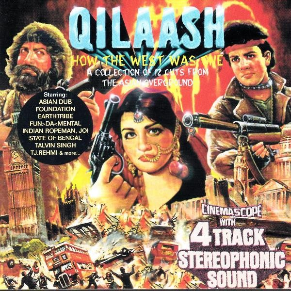 Various Artists - Qilaash - How The West Was One