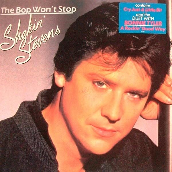 Stevens Shakin - Bop Wont Stop The