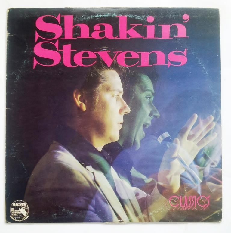 Stevens Shakin - Classics