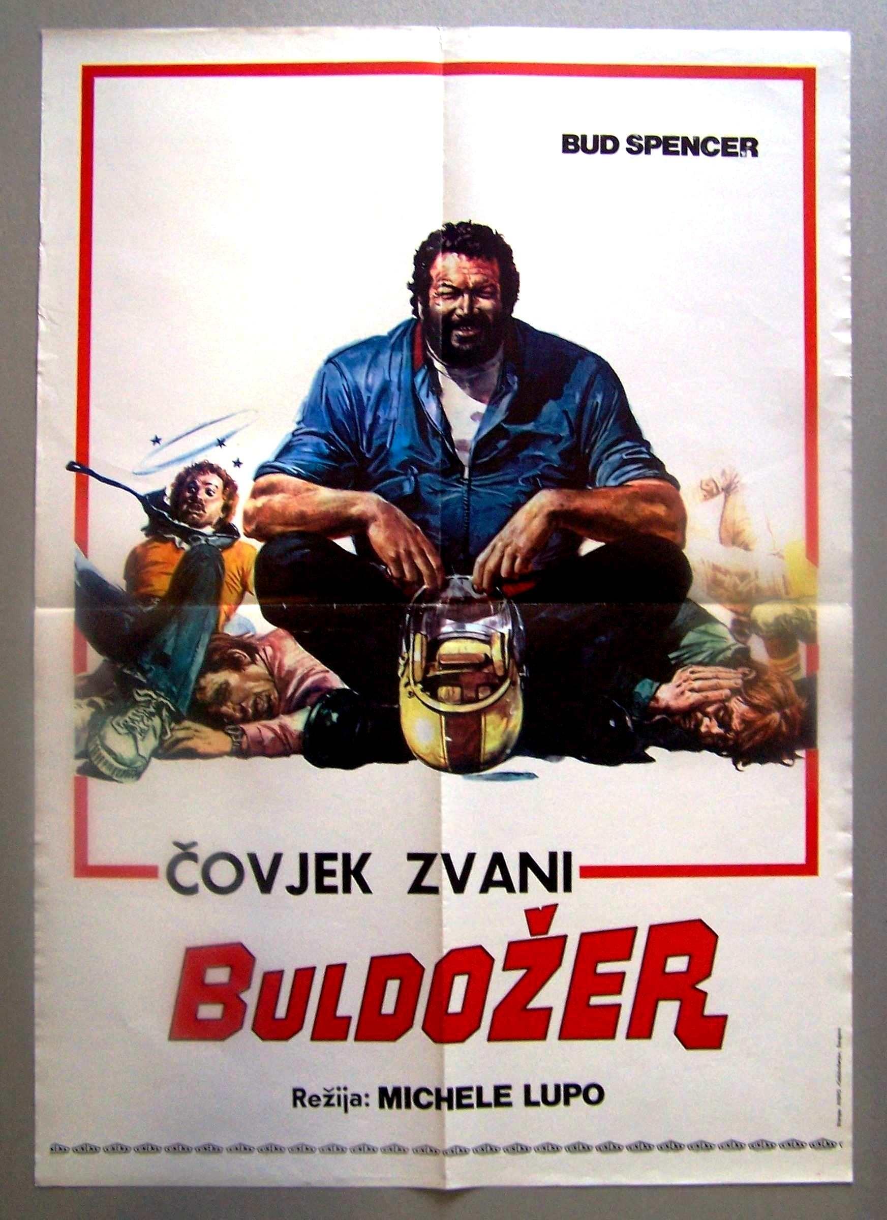 Čovjek Zvani Buldožer