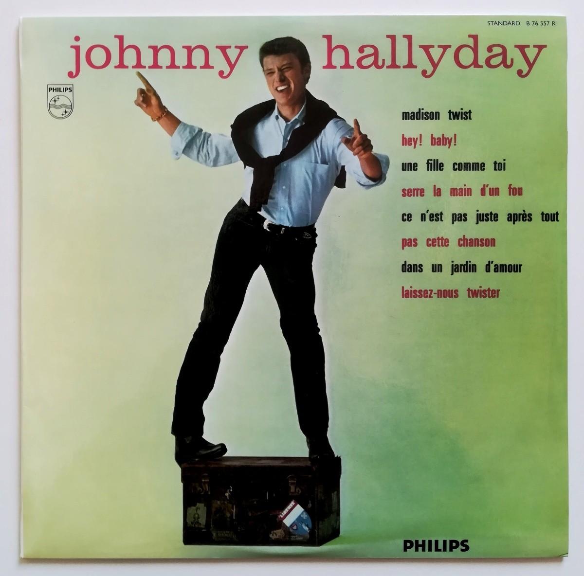 Hallyday Johnny - Johnny Hallyday No 3