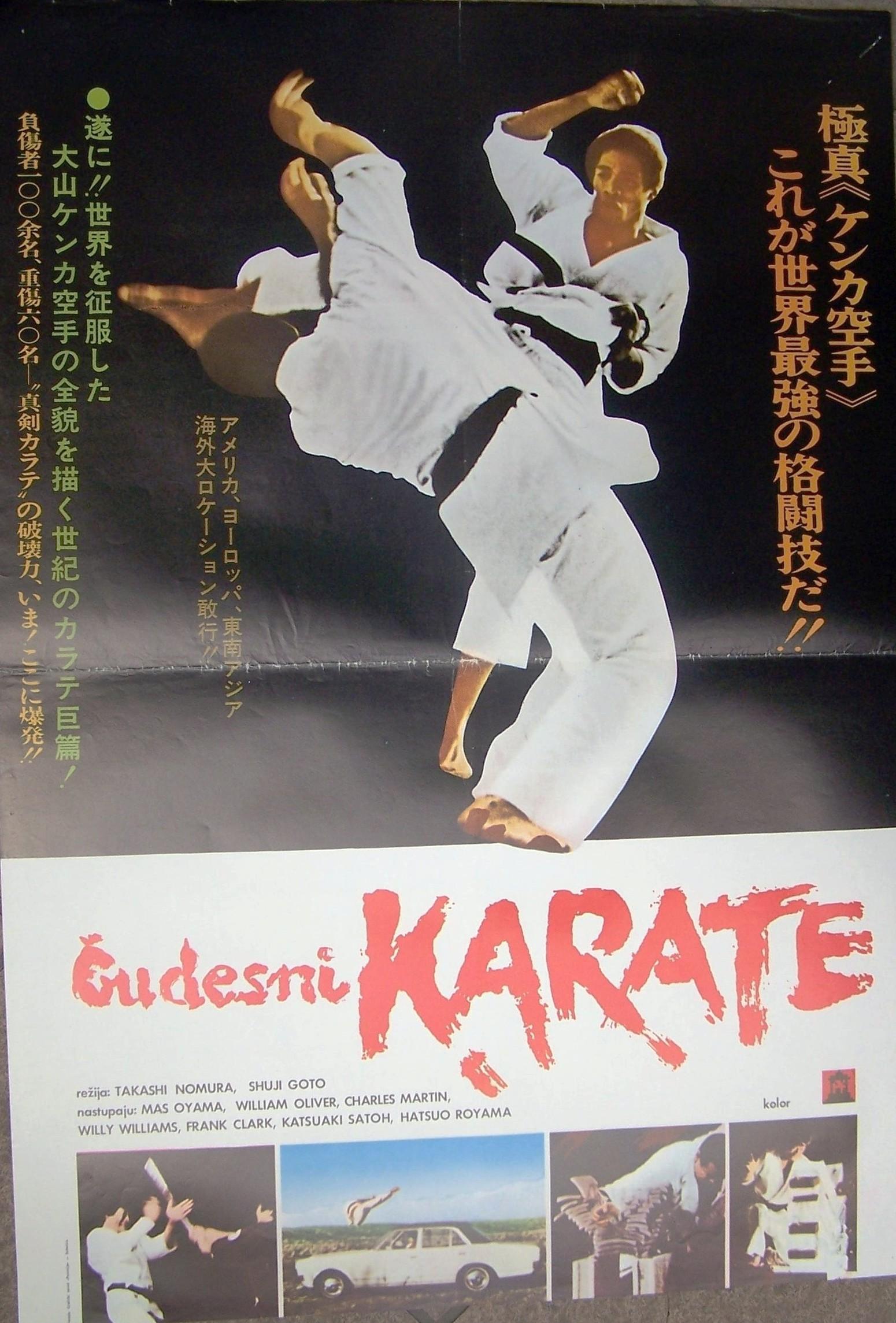 Čudesni Karate