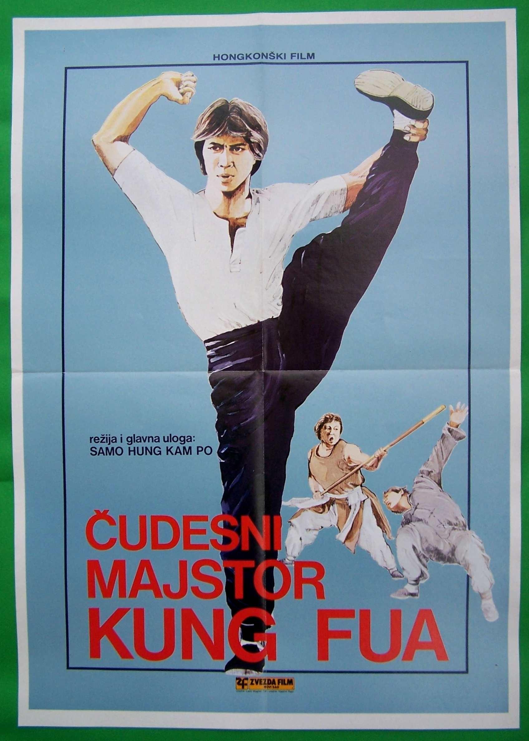Čudesni Majstor Kung Fua