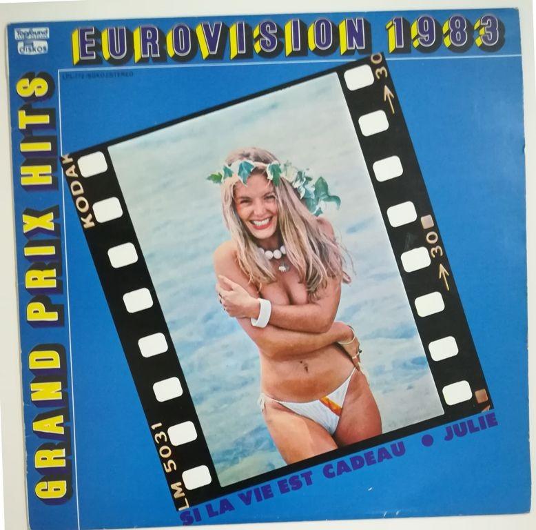 Various Artists - Eurovision 1983 - Grand Prix Hits