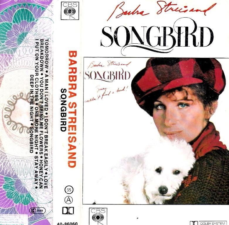 Streisand Barbra - Songbird