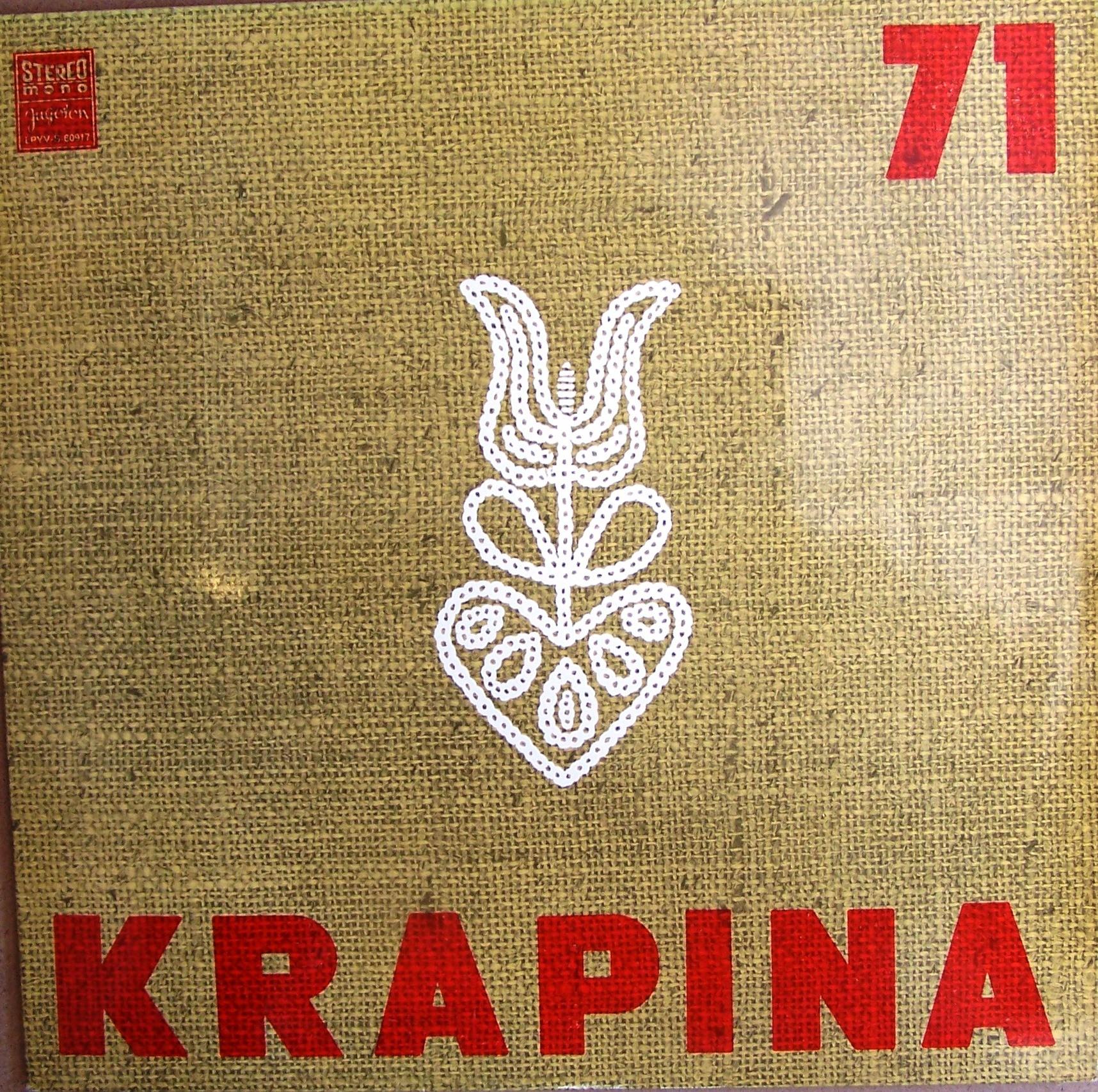 Various Artists - Krapina 1971 Mnovosel/gabi/iserfezi/irobic Etc