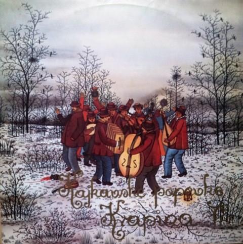 Various Artists - Krapina 1972 - Kajkavske Popevke Vkorbar/mnovosel/evoca Etc