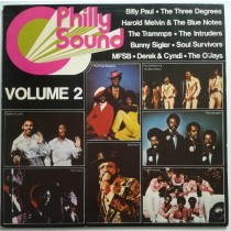 Various Artists - Philly Sound Vol 2 Bpaul/three Degrees/trammps/intruders Etc