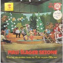 Various Artists - Mali Slager Sezone 2 - I Ha Haj Ide Strasan Lovac Taj/list Na Putu/moj San/od Tri Do Pet/pjesma O Magarcu