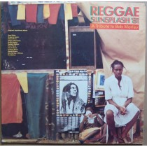 Various Artists - Reggae Sunsplash 1981 - A Tribute To Bob Marley