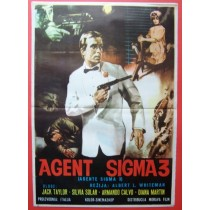Agent Sigma 3