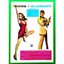 Dama I Dijamanti - Insert