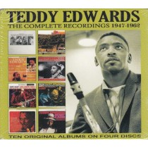 Edwards Teddy - Complete Recordings 1947-1962