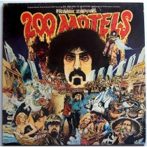 Zappa Frank Mothers Of Invention - 200 Motels