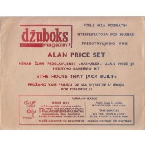 Alan Price Set - House That Jack Built Kuca Koju Je Sagradio Dzek