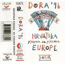 Various Artists - Dora 96 - Hrvatska Pjesma Za Pjesmu Europe