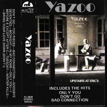 Yazoo - Upstairs At Erics