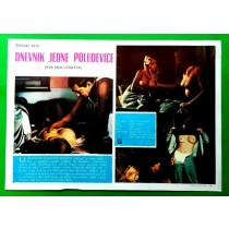 Dnevnik Jedne Poludevice - 3 Inserts