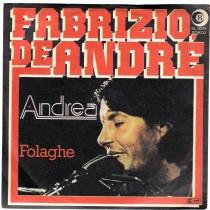 De Andre Fabrizio - Andrea/folaghe